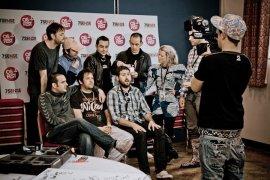 Interviewing Goldie Lookin Chain