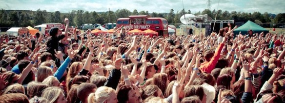 OSfest Crowd Saturday