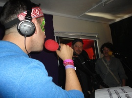Clayton Wright on Bestival Radio