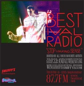 Bestival radio 87.7fm