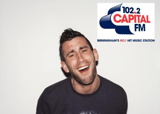 Clayton Wright on Capital FM