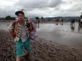Clayton Wright hates rain