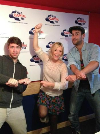 Clayton Wright on Capital FM