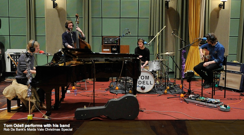 Rob da Bank's Radio 1 Xmas Special - Tom Odell