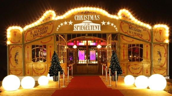 Hoochie Coochie Christmas Ball