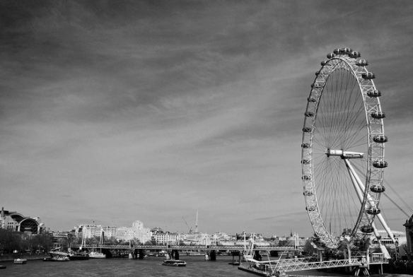 London Eye, Doing Something Experience called 'The Wheel of Date'.
